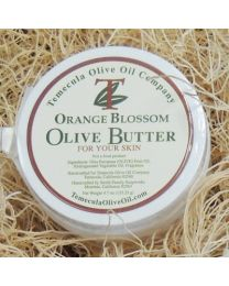 Orange Blossom Olive Butter