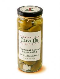 Olives - Parmesan & Romano Cheese Stuffed