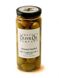 Olives - Almond Stuffed