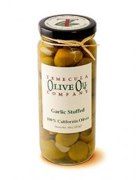 Olives - Garlic Stuffed