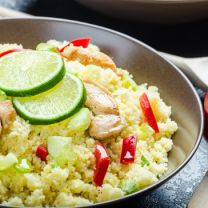 Chicken De Provence Couscous