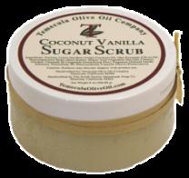 Coconut Vanilla Sugar Scrub