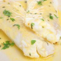 D'Luscious Lemon Poached Fish