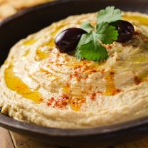 D'Luscious Hummus