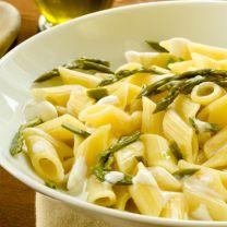 D'Luscious Lemon Asparagus Pasta