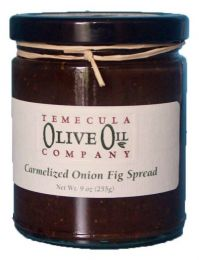 Caramelized Onion Fig Spread