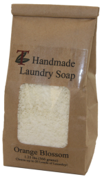 Orange Blossom Laundry Soap
