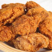 Mediterranean Fried Chicken