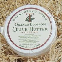 Orange Blossom Olive Butter