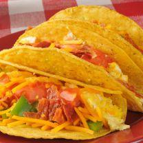 Picante Breakfast Tacos