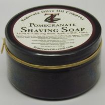 Pomegranate Shaving Soap