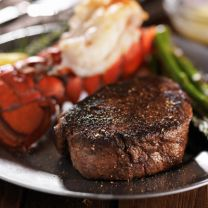 Valentine's Day Ribeye Steak