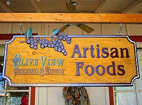 Delicious Artisan Foods
