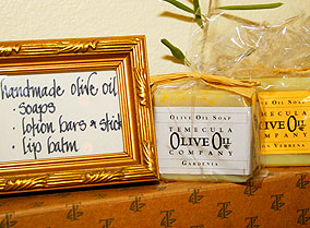 All Natural Olive Oil Soaps