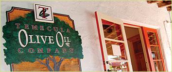 Temecula Olive Oil Store - Interior