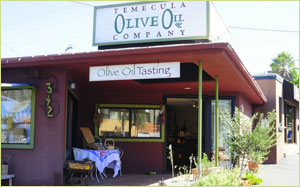 Temecula Olive Oil - Solana Beach